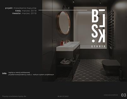 BLSK STUDIO - id / website