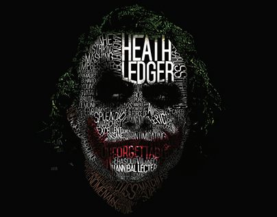 Heath Ledger – Type