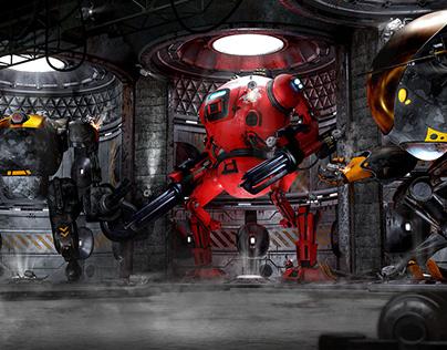 Steel Squad