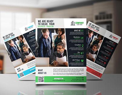 Corporate Business Branding Flyers Bundle