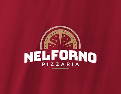 Identidade Visual Nelforno Pizzaria