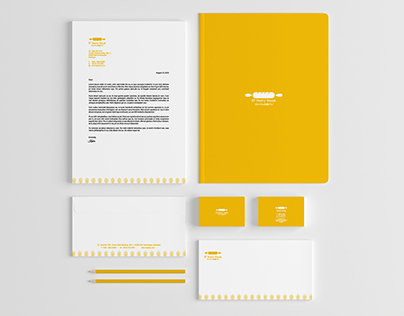 Re-branding project _ RT Pastry House