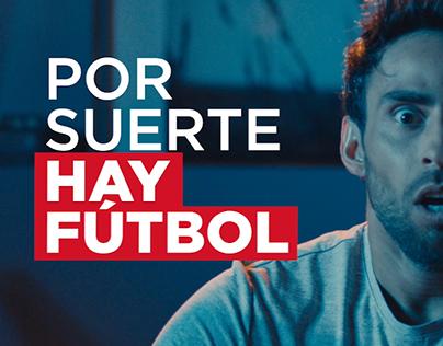 CDF / Por suerte hay fútbol