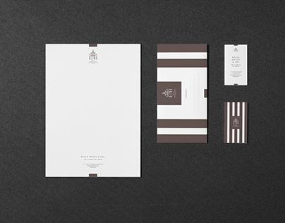 Evita Hotel & SPA – corporate identity materials