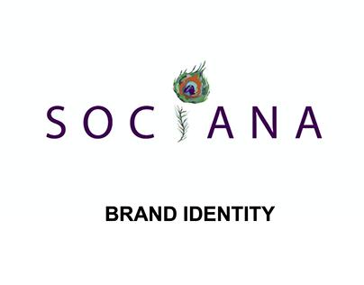 Sociana Brand Identity | KiwisMedia