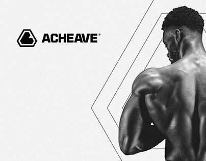 Acheave Brand Identity | Merch