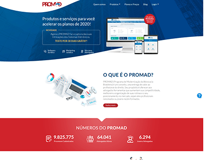Promad (Site Institucional)
