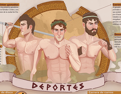 Antiguos Olímpicos