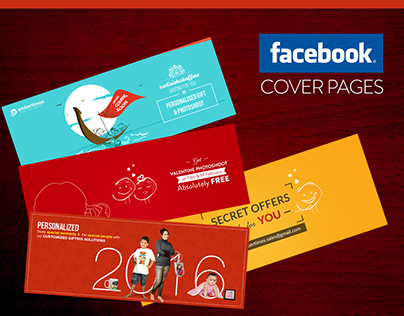 Social Cover Page Design