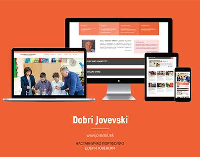 Web Design & Development - Jovevski.mk | Website
