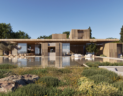 Floating House Messinia