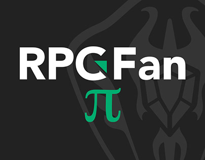 RPGFan : Pi - Website Redesign