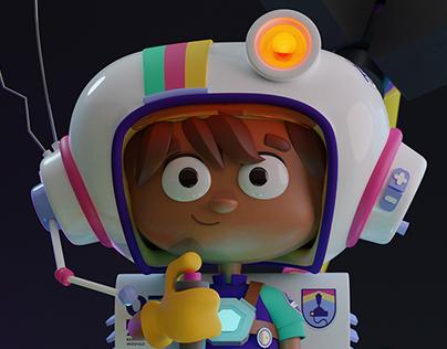 Intergalactic Builder