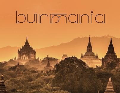Burmania Typeface