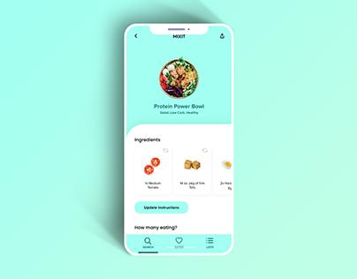 XDCC Day 3: Recipe App