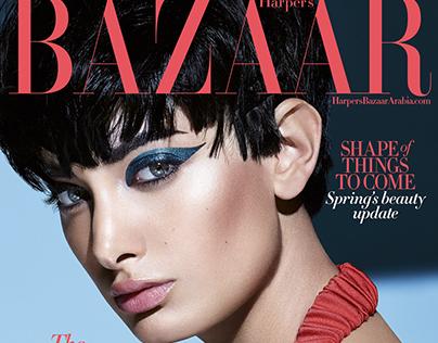 Harper's Bazaar Arabia S/S 2017