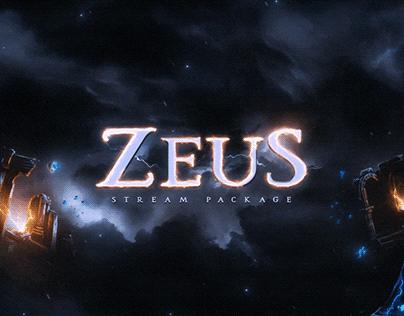 Zeus   Animated Stream Package