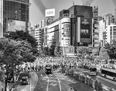 Shibuya girls