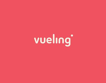 Vueling - Exring - Dirección de Arte.