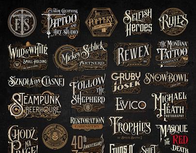 Hand Lettering | Logos