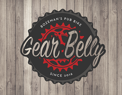 Gear Belly Logo and Website