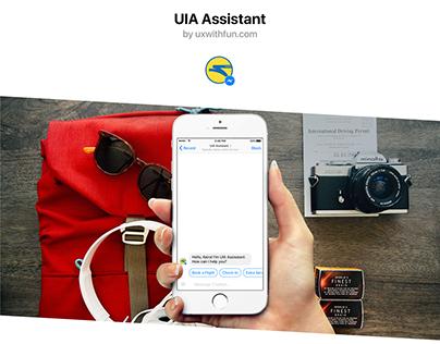 FB Chatbot for Ukraine International Airlines