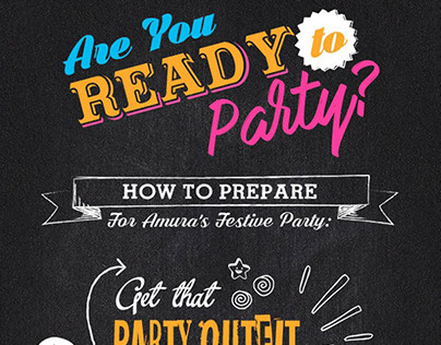 ARE YOU READY TO PARTY?
