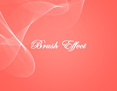 Brush Effect