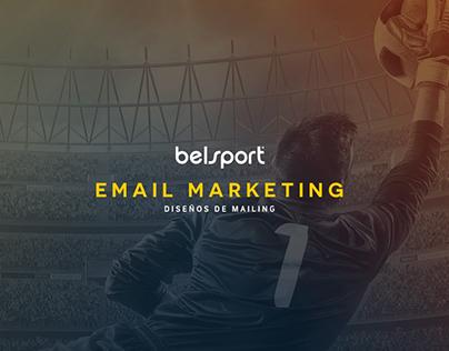 Belsport | Email Marketing