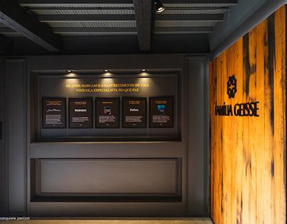 Cave Geisse / Atria Design Studio