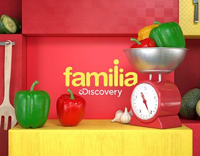 Discovery Familia Custom Billboards