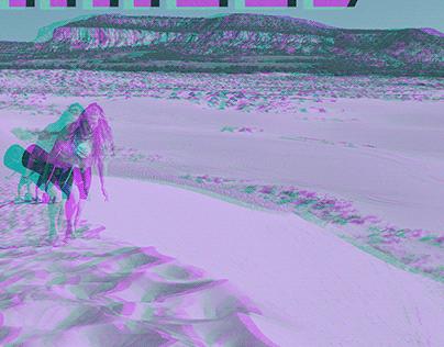 Vapor Wave Social Distance