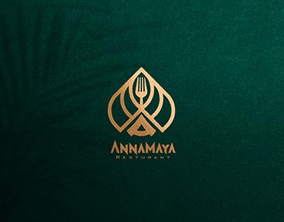 AnnaMaya Restaurant - Branding