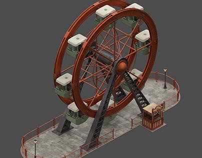 Ferris wheel test 2