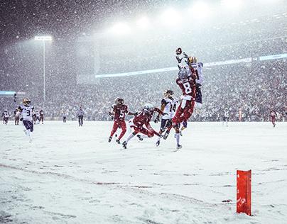 2018 Washington Football Photography