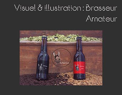 Creation Etiquettes Bieres pour Brasseur Amateur