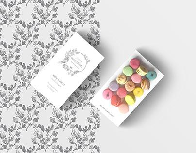 Rebranding Macaron Pastry