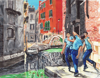 Dancing in Venice - Ballando a Venezia