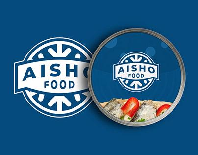 Aisho Frozen Food Logo Design