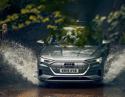 Audi Magazine E-Tron