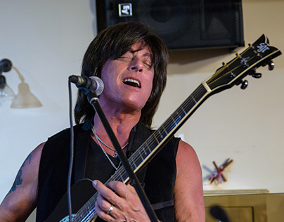 An evening with Mr. Joe Lynn Turner!