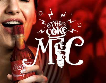 Coke Mic for Coca-Cola