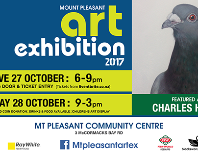 Mount Pleasant Art Expo 2017