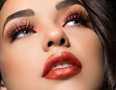 Ardell Beauty Model Shoot