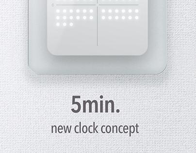5min. Clock