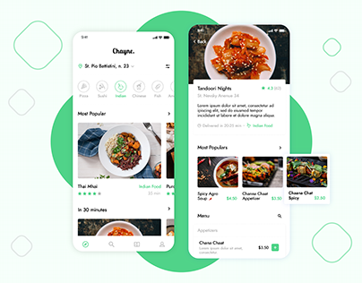 Food Delivery | App Design