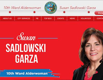 10th Ward Alderwoman - Website