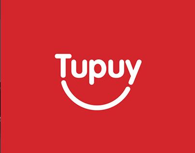 Tupuy - Branding - Website - App