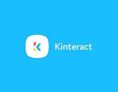 Kinteract - Rebrand