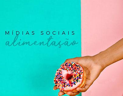 Social Media | Alimentação